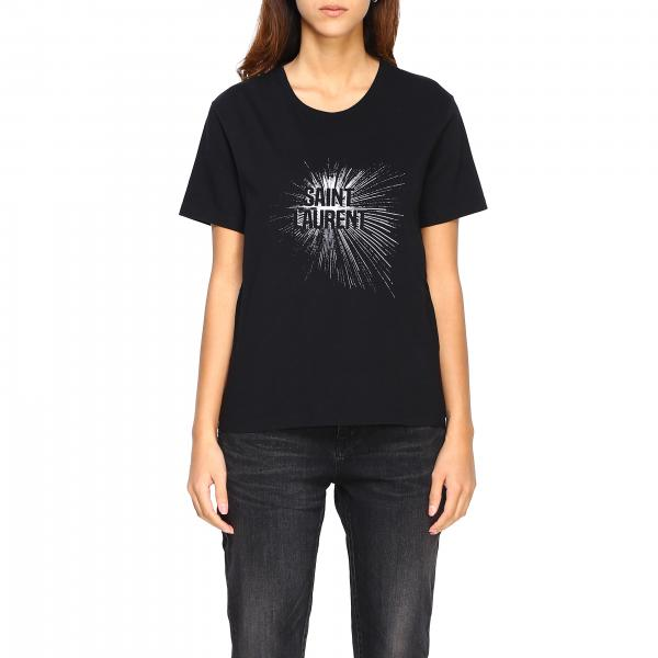 T-shirt Saint Laurent 590382 YBMH2