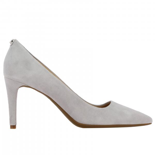 Michael Michael Kors pointed toe pumps in suede