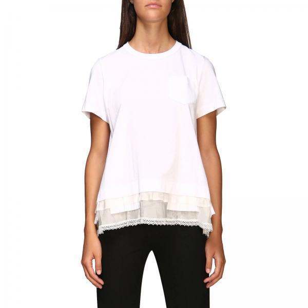 T恤 女士 Sacai