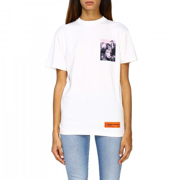 T-Shirt HERON PRESTON HWAA007E19760005