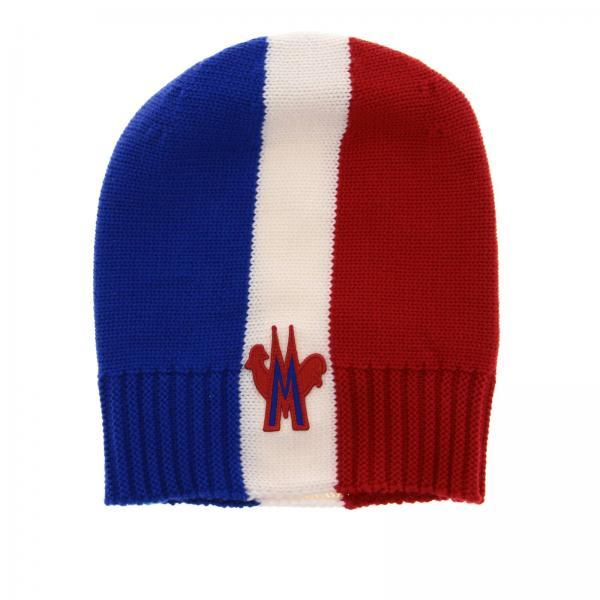 Cappello Moncler tricolor