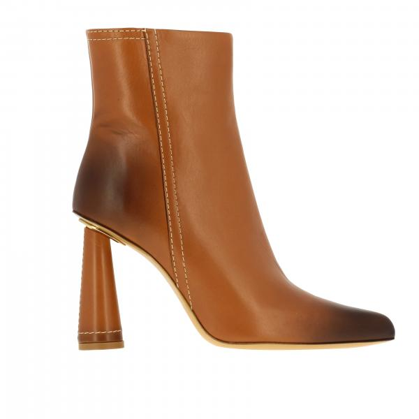 Heeled booties Jacquemus 193FO0619367850