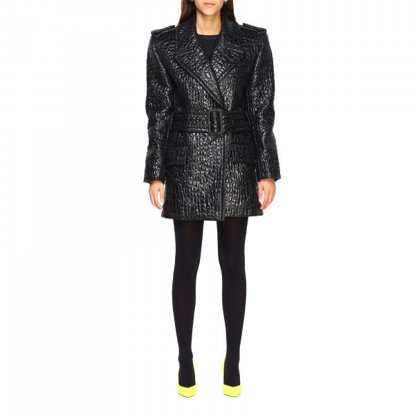Cappotto Saint Laurent 605358 Y208O