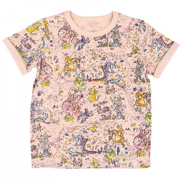 T-shirt Stella Mccartney 566297 SNJ47