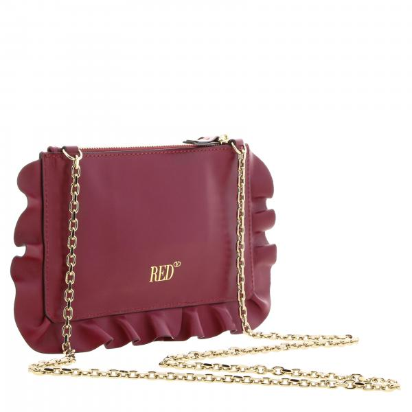 Clutch vSq2p0a52 Men Donna Red Clutch Donna Red LUzqSMpVG
