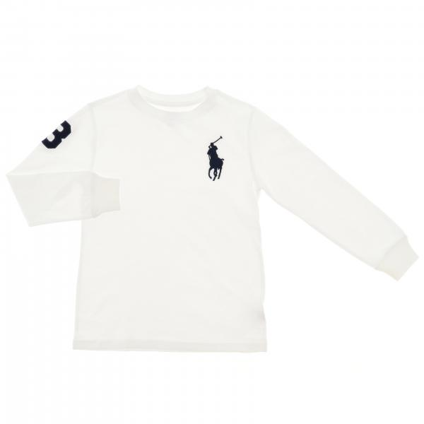 Camiseta Polo Ralph Lauren Toddler 322770183