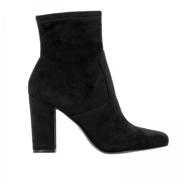 Heeled booties Steve Madden SMSPATTIE