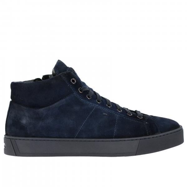 new style b198e a30c9 Sneakers Scarpe Uomo Santoni