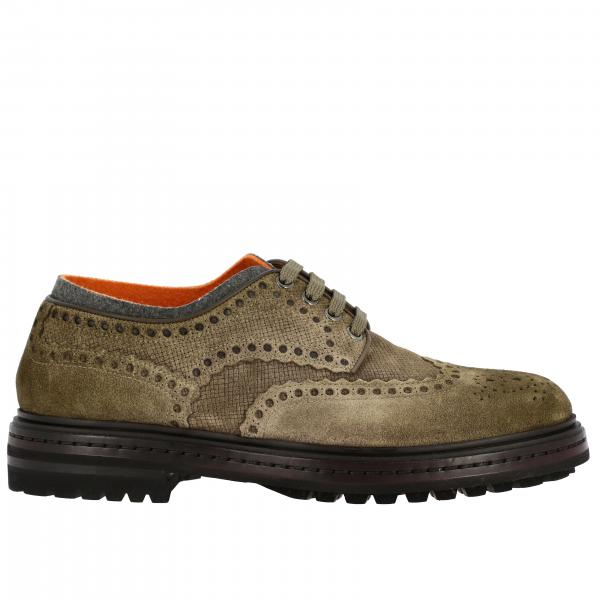 Brogue shoes Santoni MGMI16834JL9UJAY