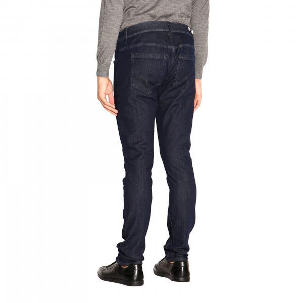 Ds0261 Jeans DenimUp232 W47 Dondup Uomo L4j5AR3