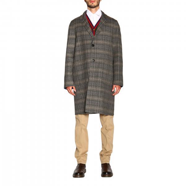 Coat men Etro