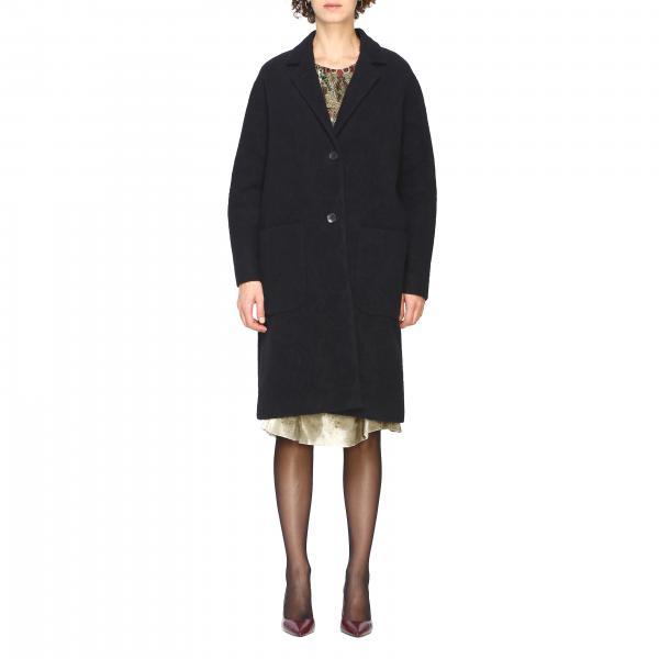Пальто Etro классическое однобортное