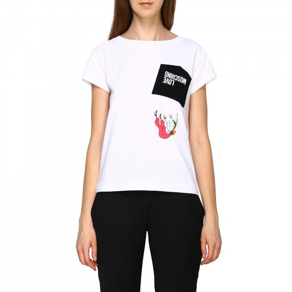T-Shirt Love Moschino 301E E2065