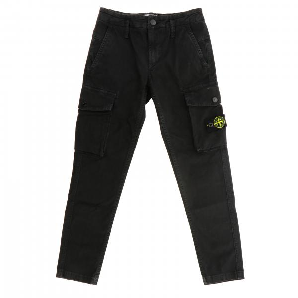 Pantalon Stone Island Junior 30312