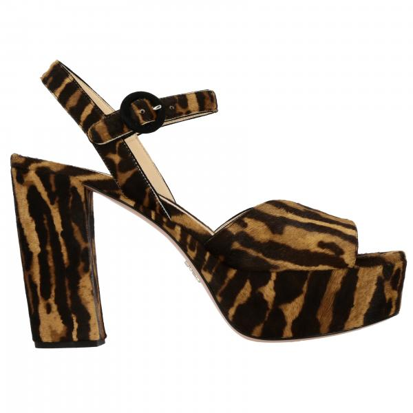 Обувь Женское Prada