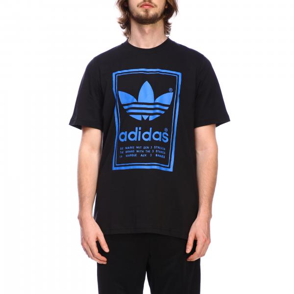 Adidas Originals logo印花短袖T恤