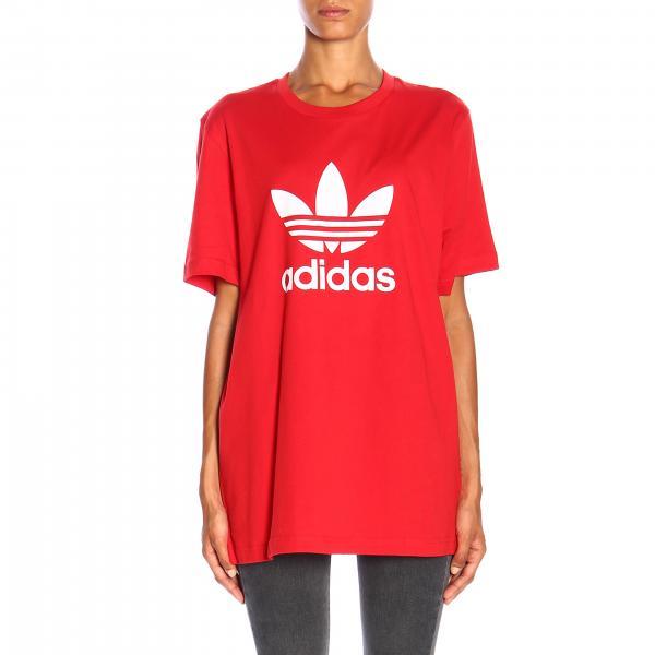 T-shirt Adidas Originals a maniche corte con logo