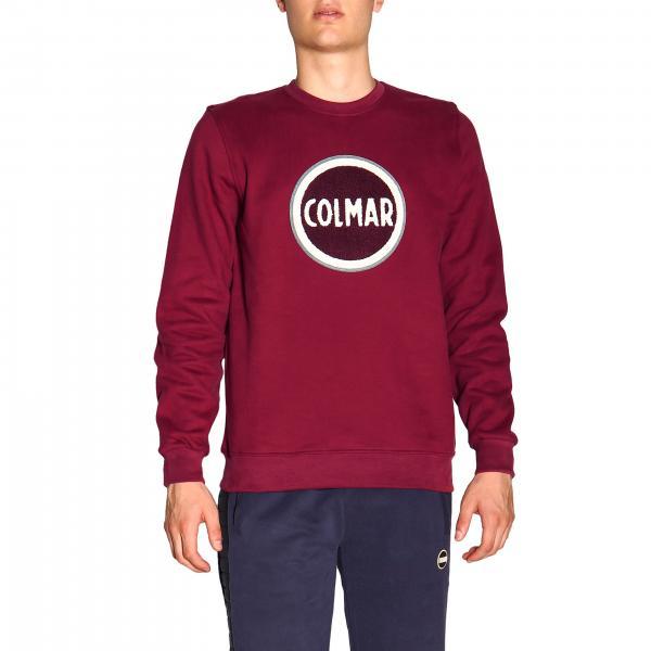 Colmar logo印花圆领卫衣