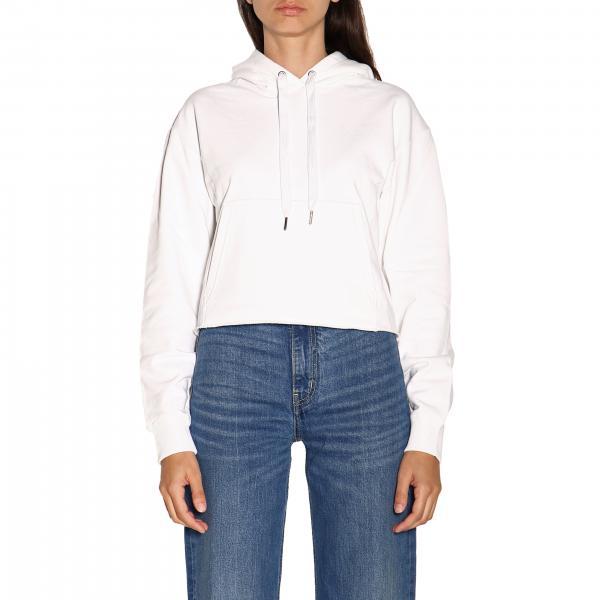 Felpa Calvin Klein Jeans con cappuccio