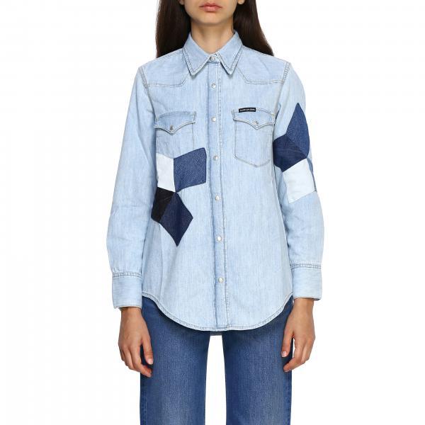 Рубашка Женское Calvin Klein Jeans