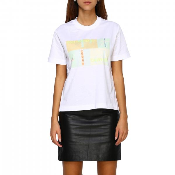 T-shirt Calvin Klein Jeans a maniche corte con logo