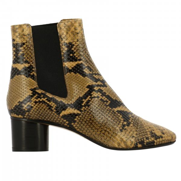 Heeled booties Isabel Marant BO006919A027S