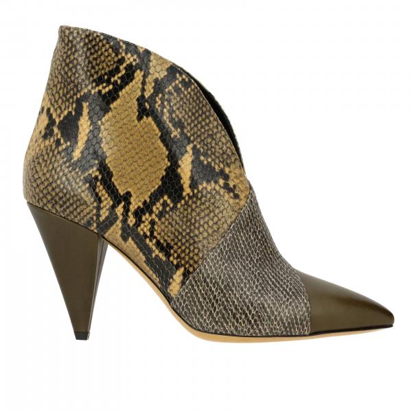 Heeled booties Isabel Marant BO036619A063S