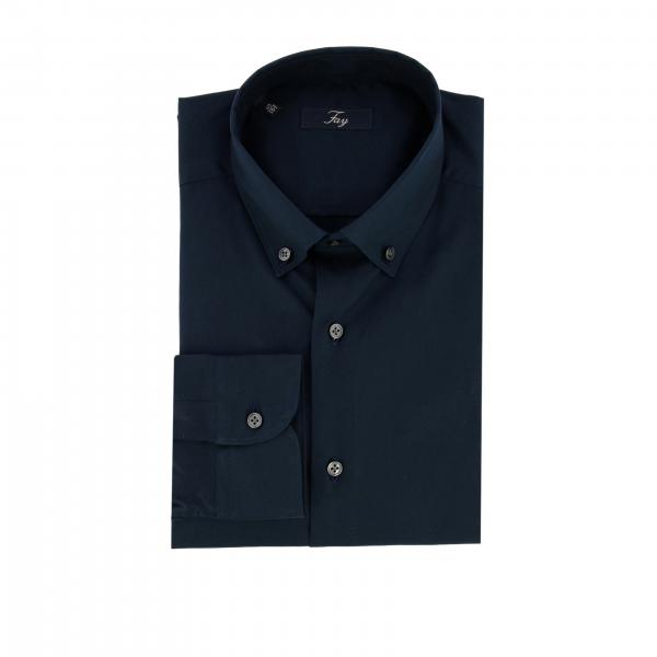 Fay shirt with button down collar