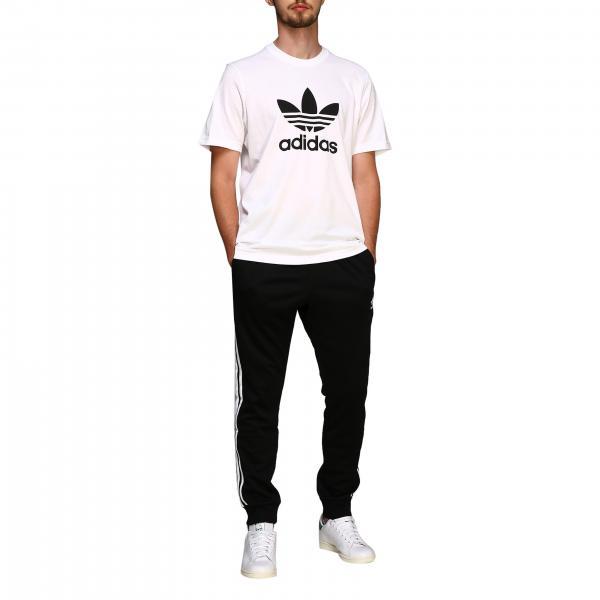 Uomo NeroCw1275 Pantalone Uomo Originals Pantalone NeroCw1275 Originals Uomo Pantalone Adidas Adidas trChdsQ