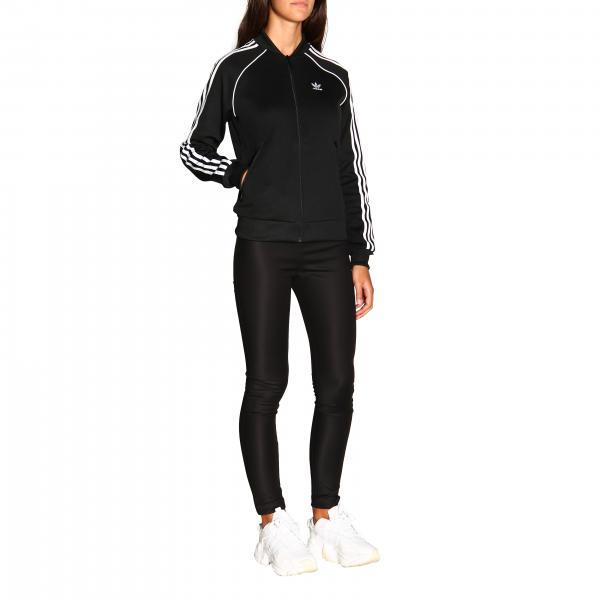Felpa NeroCe2392 Originals Donna Adidas Felpa Donna Adidas dtrChQxs