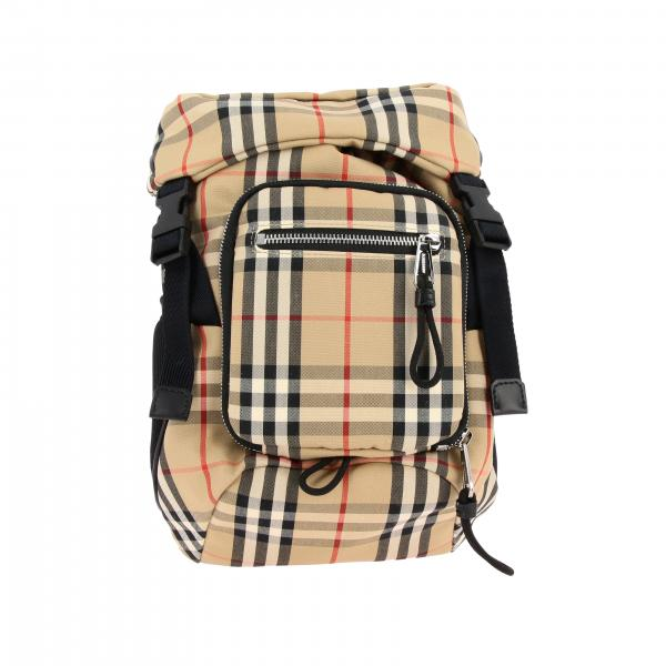 Backpack men Burberry