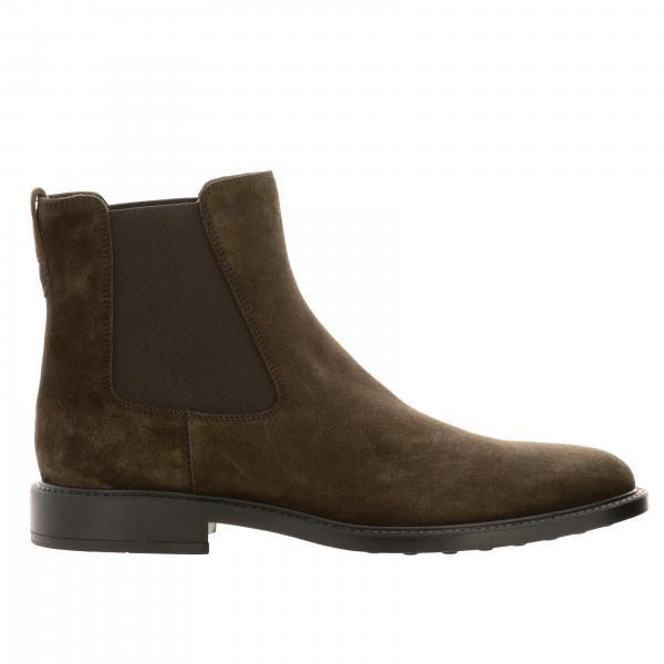 短靴 男士 Tod's