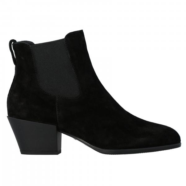 Heeled booties Hogan HXW4010W890 BYE