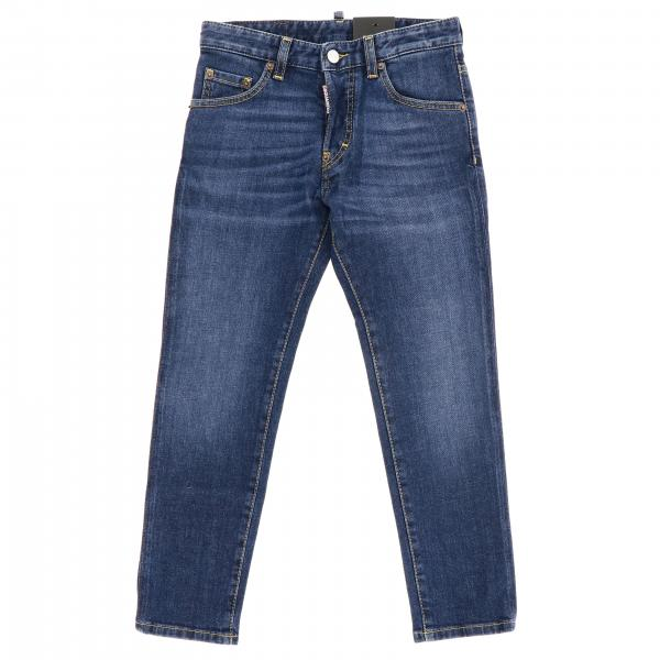 Jeans Dsquared2 Junior DQ03NP D00VR