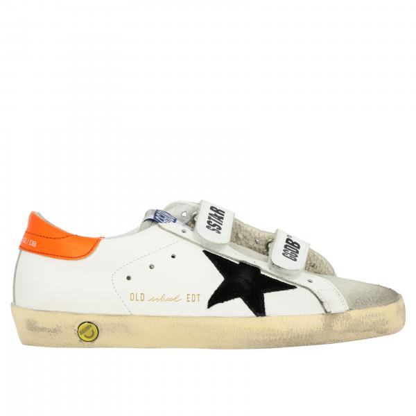 Zapatos niños Golden Goose