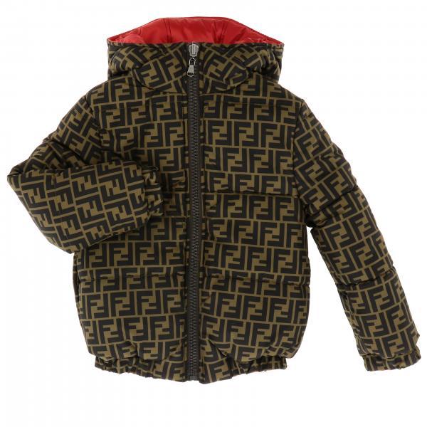 finest selection 7ebea f7a6c giacca bambino fendi