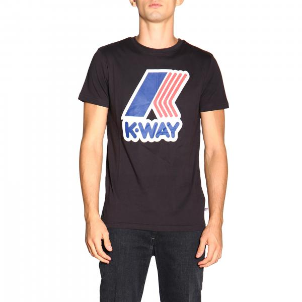 T-shirt men K-way