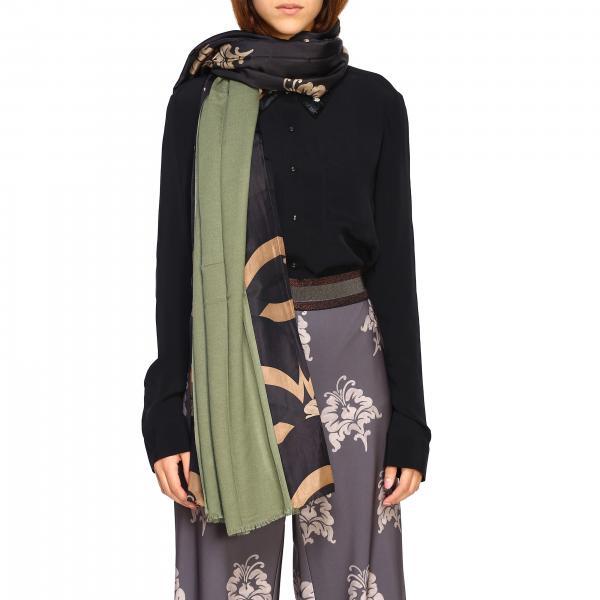 Maliparmi patterned scarf