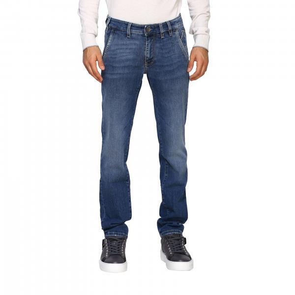 Jeans PA015 Jeckerson in denim stretch used