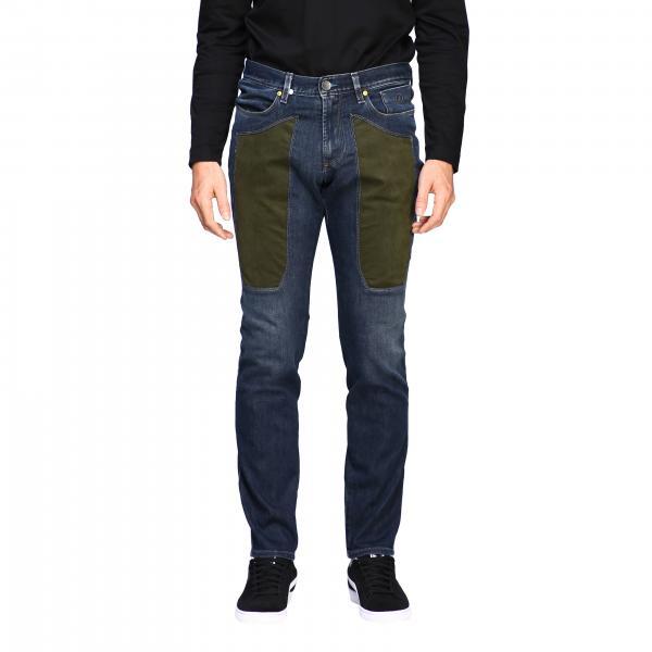 Uomo D040154 Jeans Jeckerson Uomo Jeckerson D040154 VerdePa077 Uomo VerdePa077 Jeans Jeans kO8PNnwX0