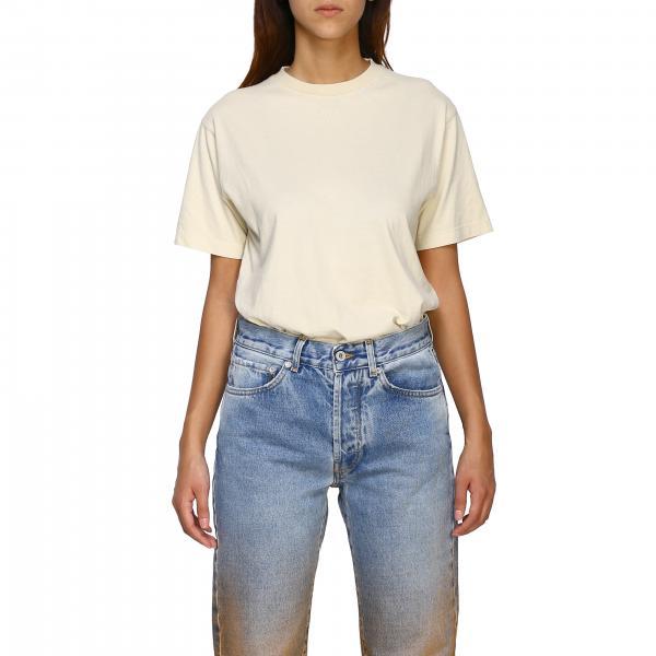 Off White 印花短袖T恤