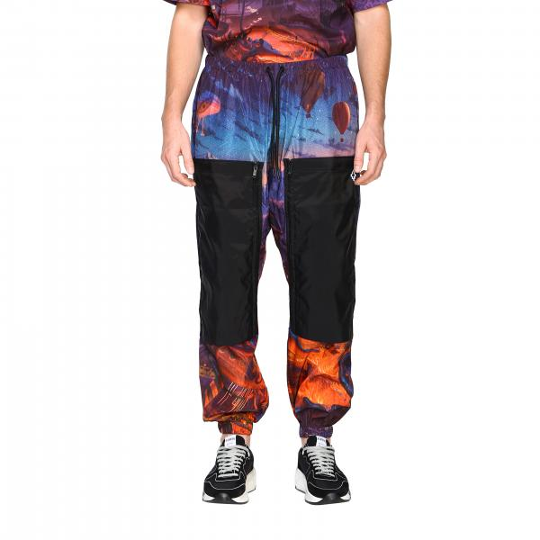 Pants men Marcelo Burlon