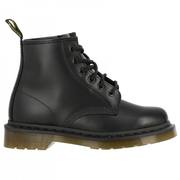 Heeled booties women Dr. Martens