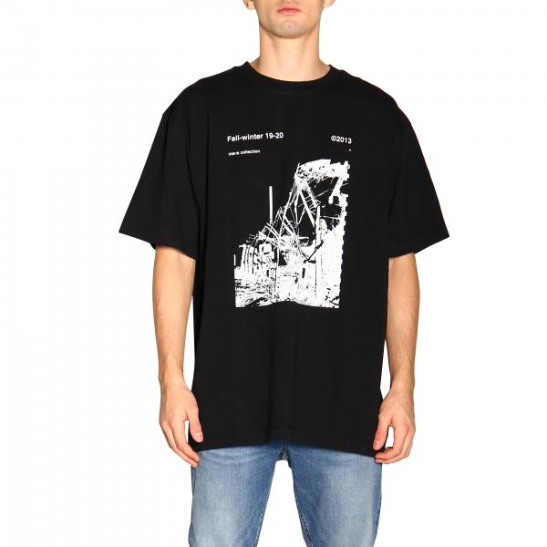 T-shirt Off White OMAA038F19185013