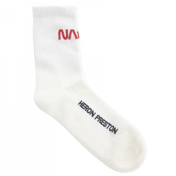 Heron Preston socks with logo