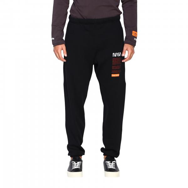 Pantalone Heron Preston in stile jogging con stampa NASA