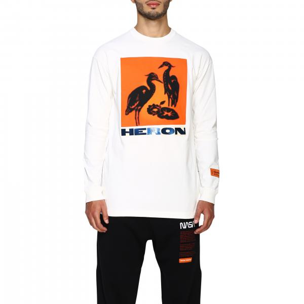 T-Shirt HERON PRESTON HWAB001E19600001