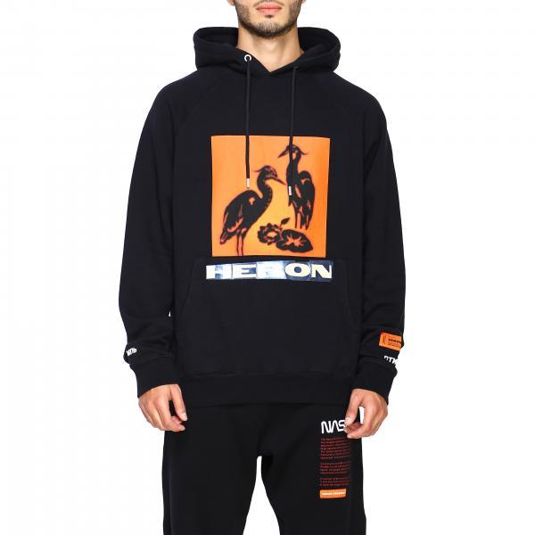 Sweater man Heron Preston