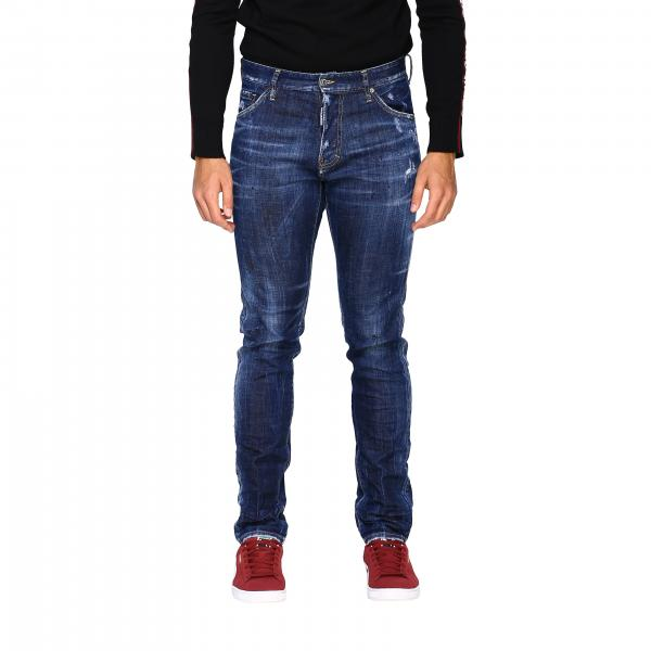 Pantalon Dsquared2 S71LB0629S30342