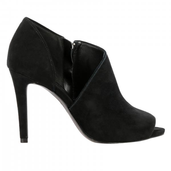 Michael Michael Kors ankle boots in suede with zip